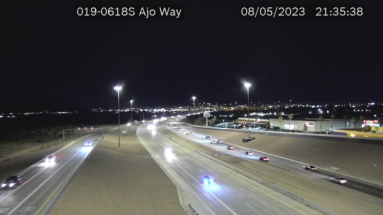 I-19 SB 61.88 @Ajo Camera Image